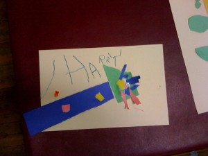 A flower by Harry