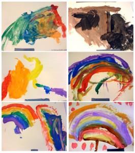 Rainbow compilation