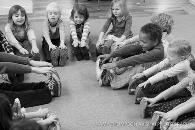 Agassiz Preschool 2016